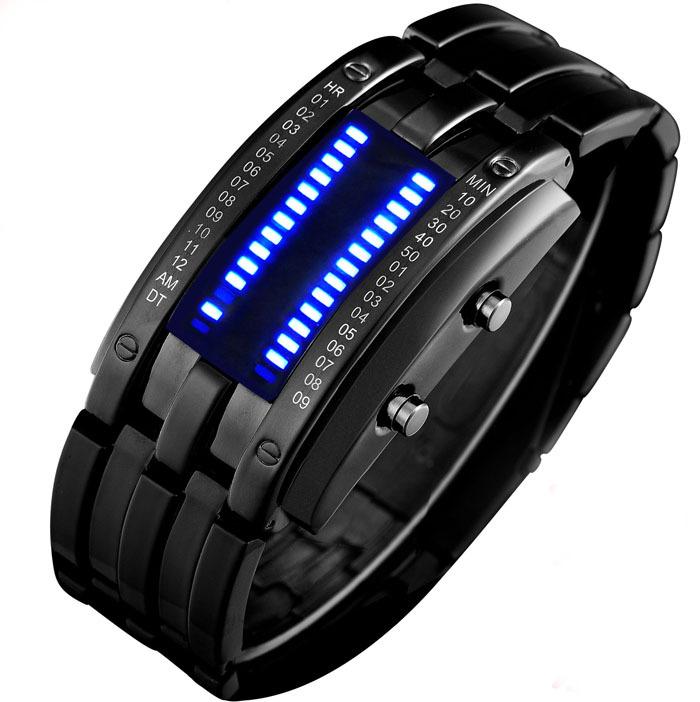 Купить браслет к мужским часам детские водонепроницаемые наручные часы